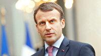Macron'la Doğu Akdeniz görüşmesi: Haklarımızı koruyacağız