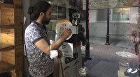 Esnafa siftah parası: Kapı kapı dolaşıp zarf bırakıyorlar