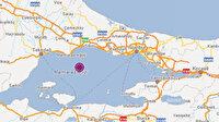 Marmara Denizi'nde deprem: İstanbul'da da hissedildi