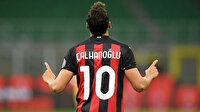 Hakan Çalhanoğlu durdurulamıyor: Milan'a Avrupa'da tur attırdı