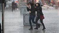 Meteoroloji uyardı: Edirne, Tekirdağ ve Kırklareli hava durumu