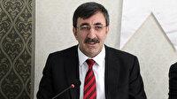 AK Parti'li Cevdet Yılmaz koronavirüse yakalandığını duyurdu