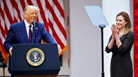 ABD Başkan Trump açıkladı: Yüksek Mahkeme yargıcı adaylığına Amy Coney Barrett'i gösterdi