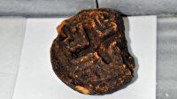 900 yıllık ekmek mührü bulundu