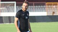 Hatayspor'un 36'lık delikanlısı: Mesut Çaytemel