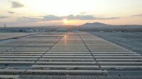 2 bin 600 futbol sahası büyüklüğünde dünyanın en büyük güneş enerji santrali: Elektrik üretimine başladı