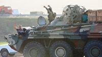 Sonuçları ağır oldu: Kardeş Azerbaycan ordusu Ermeni güçlerini SİHA'larla vuruyor