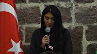 Türkiye'de eğitim gören Karabağ doğumlu Baghirova Ermeni işgalini anlattı