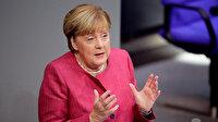 Merkel: Türkiye ile çok yönlü ilişkilerimiz var
