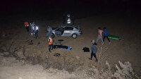 Kütahya'da acı olay: Çocuğu doğduğu gün kazada hayatını kaybetti