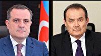 Azerbaycan Dışişleri Bakanı Bayramov, Türk Konseyi Genel Sekreteri Amreyev ile telefonda görüştü