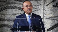 Dışişleri Bakanı Çavuşoğlu, İtalyan La Stampa gazetesine demeç verdi: AB, bize yaptırım uygulamaya cüret etmesin