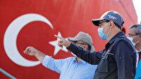 Bakan Dönmez: Kanuni, Fatih'le birlikte 2021'de Karadeniz'de sondaj yapacak