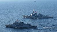MSB: Karadeniz'de geçiş eğitimleri icra edildi