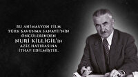 SSB'den Savunma Sanayii Kahramanları Serisi: Bakü Fatihi Nuri Killigil