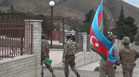 Bir kent daha işgalden kurtarıldı: Taliş'e de Azerbaycan bayrağı dikildi