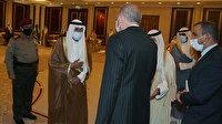 Cumhurbaşkanı Erdoğan Kuveyt ziyaretinin ardından Katar'a geçti