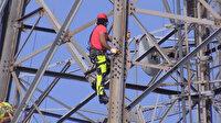 Çamlıca Kulesi'nin etrafındaki antenler temizleniyor: İstanbul'un silüeti değişecek