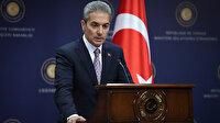 Dışişleri Bakanlığı: Uygur Türkleriyle ilgili endişeler BM'de dile getirildi