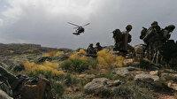 TSK son 24 saatte 20, son 10 günde de toplam 147 PKK/YPG'li teröristi etkisiz hale getirdi
