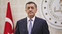 """Milli Eğitim Bakanı Selçuk'tan """"köy okulları"""" paylaşımı"""