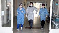 Filyasyon ekibinin müdürü koronavirüse yakalandı: 21 günlük tedavide 17 kilo verdi