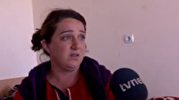 Evleri vurulan Azerbaycanlı aileler okullarda hayata tutunmaya çalışıyor