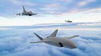 Sesten hızlı jet SİHA geliyor: Savaş uçakları tarih olabilir