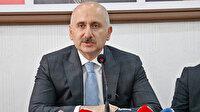 Ulaştırma Bakanı Karaismailoğlu: Biz çalıştıkça, yollarımızı tıkayan daha da artıyor