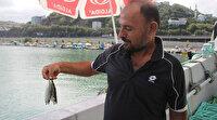 """Samsun'da balıkçılar sıcak havadan şikayetçi: """"15 gündür ağ atamadan dönüyoruz"""""""