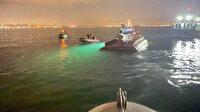İstanbul'da balıkçı teknesi battı: 2 öldü, 11 kişi kurtarıldı