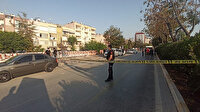 Mersin'de boş arazide EYP infilak etti: 1 yaralı