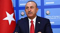 Bakan Çavuşoğlu, Azerbaycanlı mevkidaşı Bayramov'la Ermenistan'ın ateşkes ihlallerini görüştü