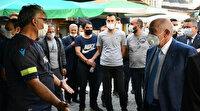 Trabzonsporlu taraftardan Nihat Özdemir'e: Hakemlere bir el atın