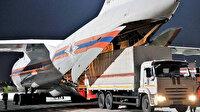 Ağır darbe yiyen Ermenistan'a gizli sevkiyat: İşte uçaklarla taşınan silahlar
