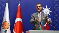 AK Parti Sözcüsü Ömer Çelik:  Zorbalık ve dayatmayla Türkiye'ye yaptırılacak hiçbir iş yoktur
