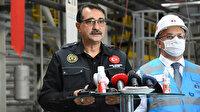 Bakan Dönmez: Bu sene yapımına başladığımız tesisle ilk defa Türkiye'de lityum üretimini gerçekleştirmiş olacağız