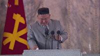 Kuzey Kore lideri Kim Jong Un gözyaşları içinde özür diledi!