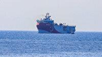 Oruç Reis gemisine Doğu Akdeniz'de yeni görev