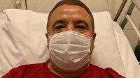 Koronavirüs tedavisi gören Antalya Büyükşehir Belediye Başkanı Muhittin Böcek'in sağlık durumu stabil