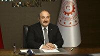 Sanayi ve Teknoloji Bakanı Mustafa Varank: Özel sektör yatırımları artıyor