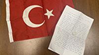 Azerbaycan'a nişan yüzüğünü gönderen öğretmenden duygulandıran sözler: Varımızla yoğumuzla yanınızdayız