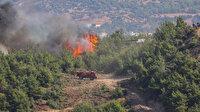Hatay'daki orman yangınlarıyla ilgili gözaltına alınan 2 şüpheli tutuklandı