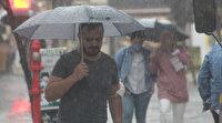 Meteoroloji yarın için uyardı: 23 ilde yağış bekleniyor