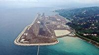 Türkiye'nin denizdeki ikinci havalimanı olacak: Yüzde 80'i tamamlandı