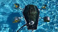 Kaplumbağadan ilham alıp su altı drone ürettiler