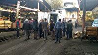 Çorum'da kömür madeninde patlama: Bir kişi öldü, 3 kişi yaralandı