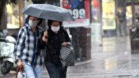 Meteorolojiden 9 il için sağanak yağış uyarısı: Sıcaklıklar dört derece düşecek
