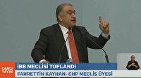 """CHP'li İBB Meclis Üyesi Kayhan'dan """"Ne eseriniz var?"""" sorusuna cevap: Çok partili sistemi getirdik"""