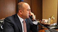 Dışişleri Bakanı Çavuşoğlu, Rus mevkidaşı Lavrov ile görüştü